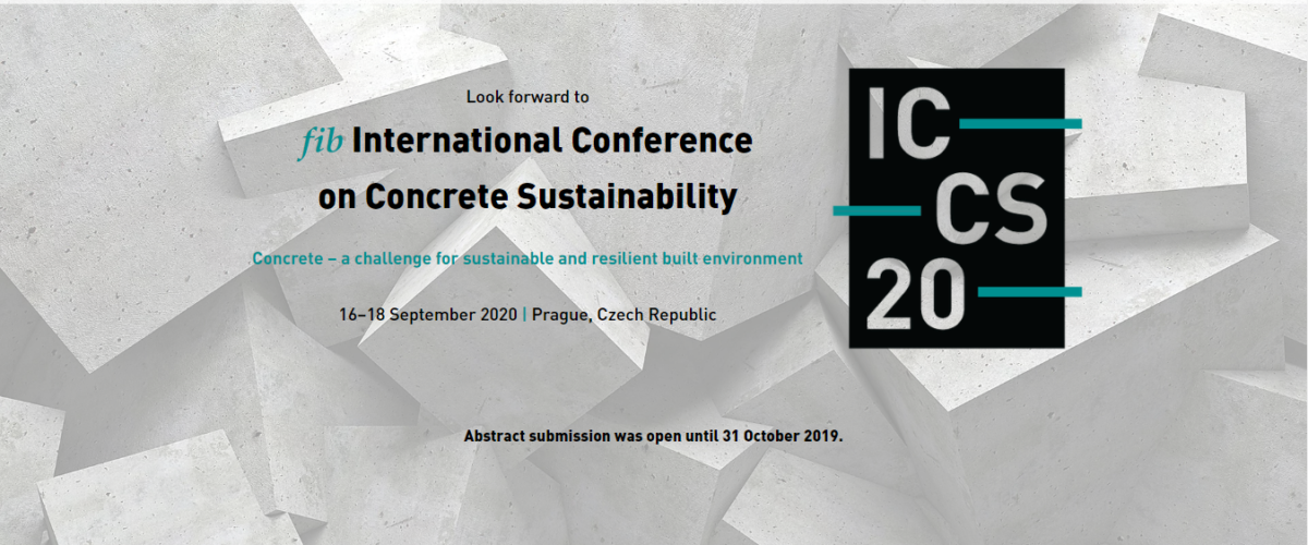 fib International Conference on Concrete Sustainability