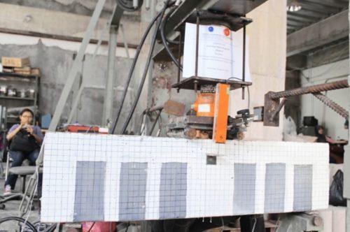 Studi Eksperimental terhadap Kapasitas Geser pada Balok Beton Bertulang yang Diperkuat dengan Carbon Fiber Reinforced Polymer (FRP)