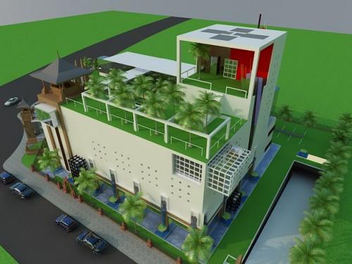 Pekerjaan Jasa Konsultansi Pengadaan Dokumen Perencanaan Pembangunan Gedung Kantor Kedutaan Besar Republik Indonesia di Berlin (2009)