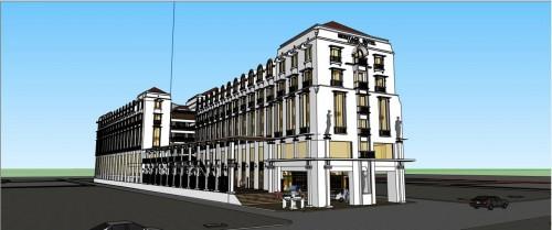 Perencanaan dan Pengawasan Pembangunan Hotel Kotalama Semarang (2013)