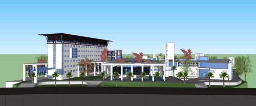 Review Masterplan Dan DED Rumah Sakit Umum Daerah Kota Pangkalpinang (2015)