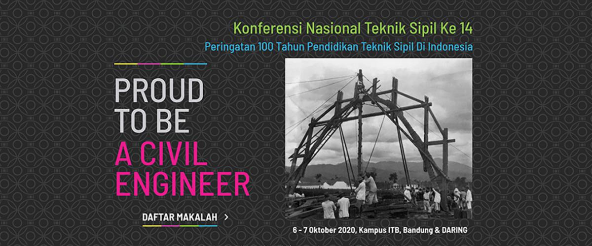 Konferensi Nasional Teknik Sipil ke 14