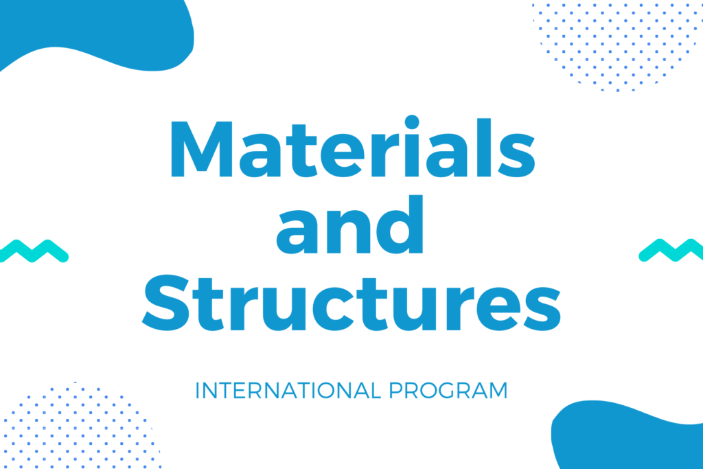 Materials and Structure (5)