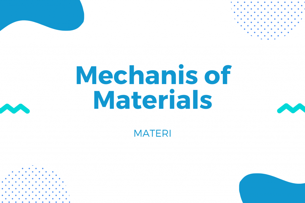 Materials and Structure (8)